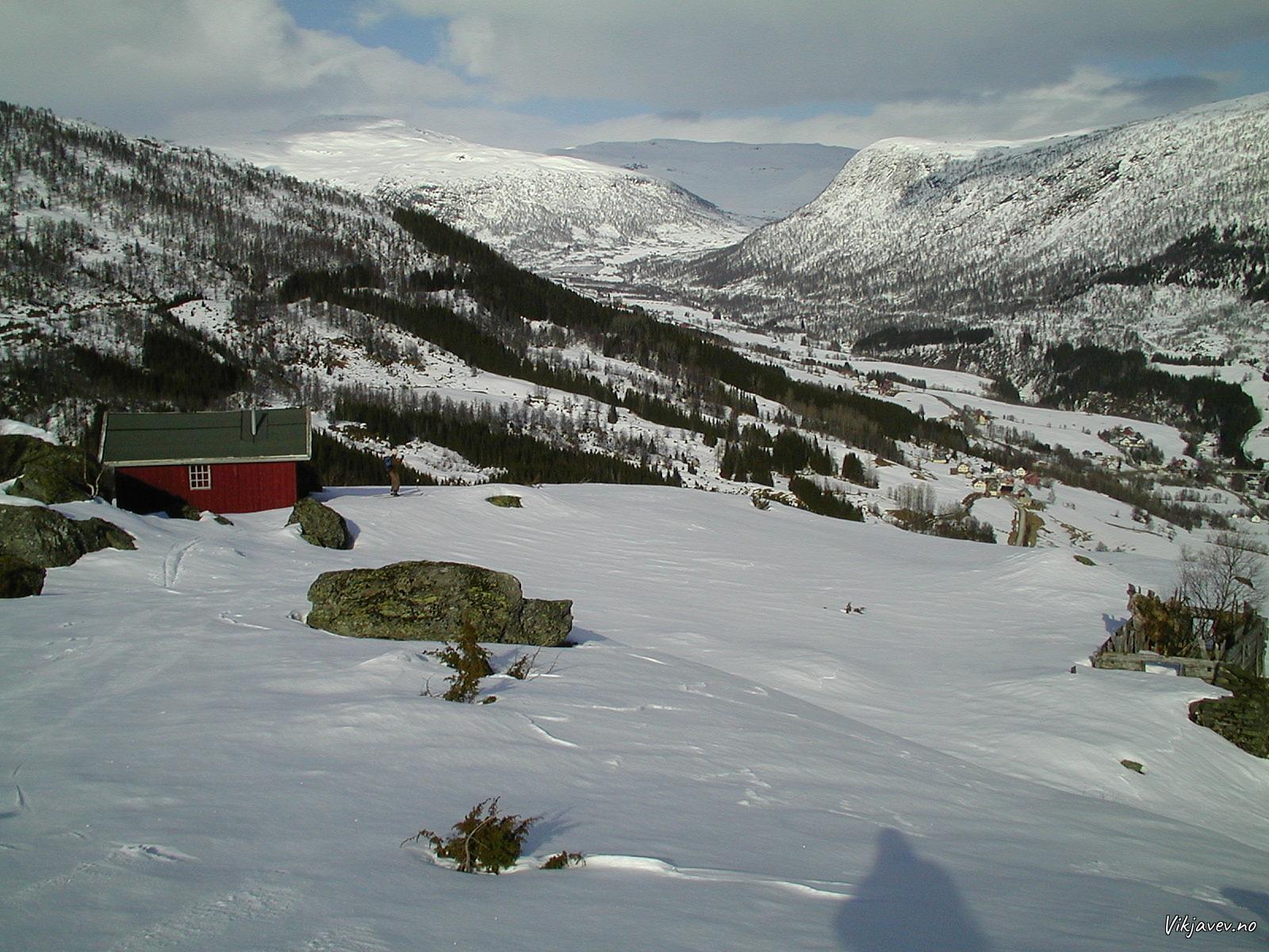 Tveitestølen, Myrkdalen