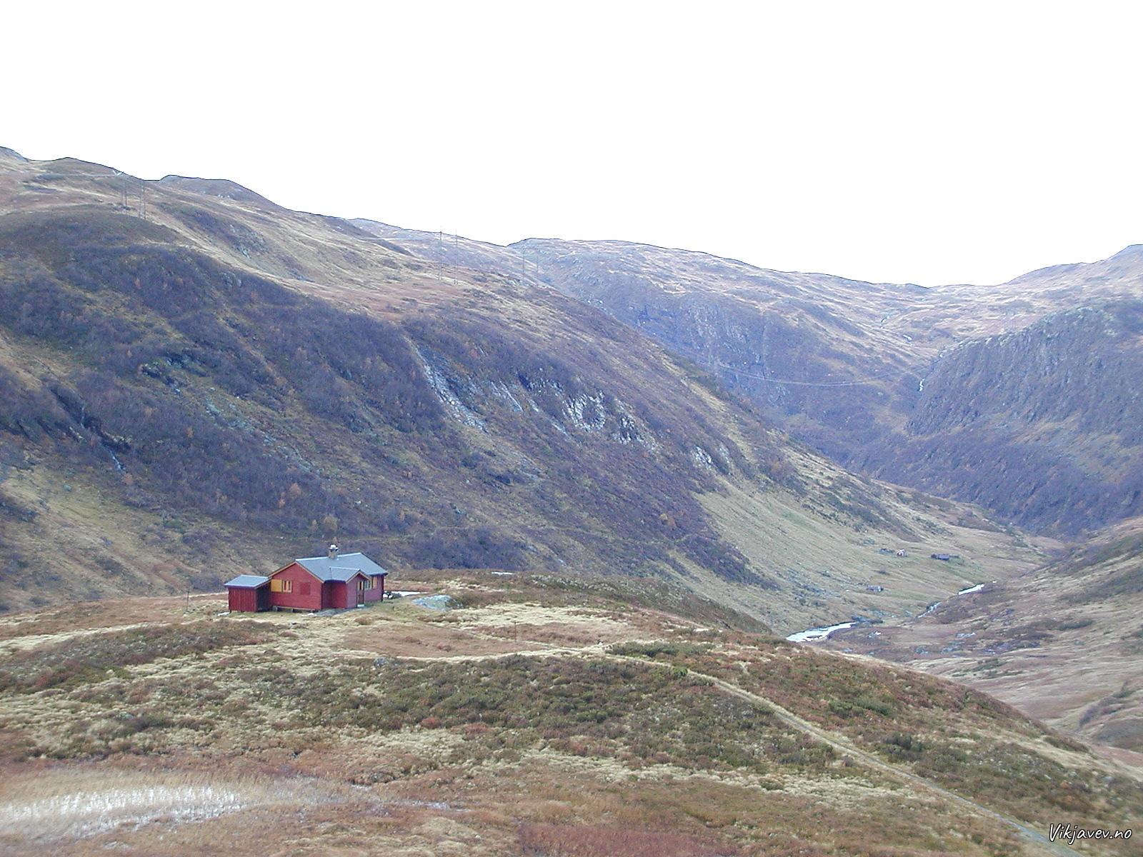 Nonhaugen og Ygnesdal