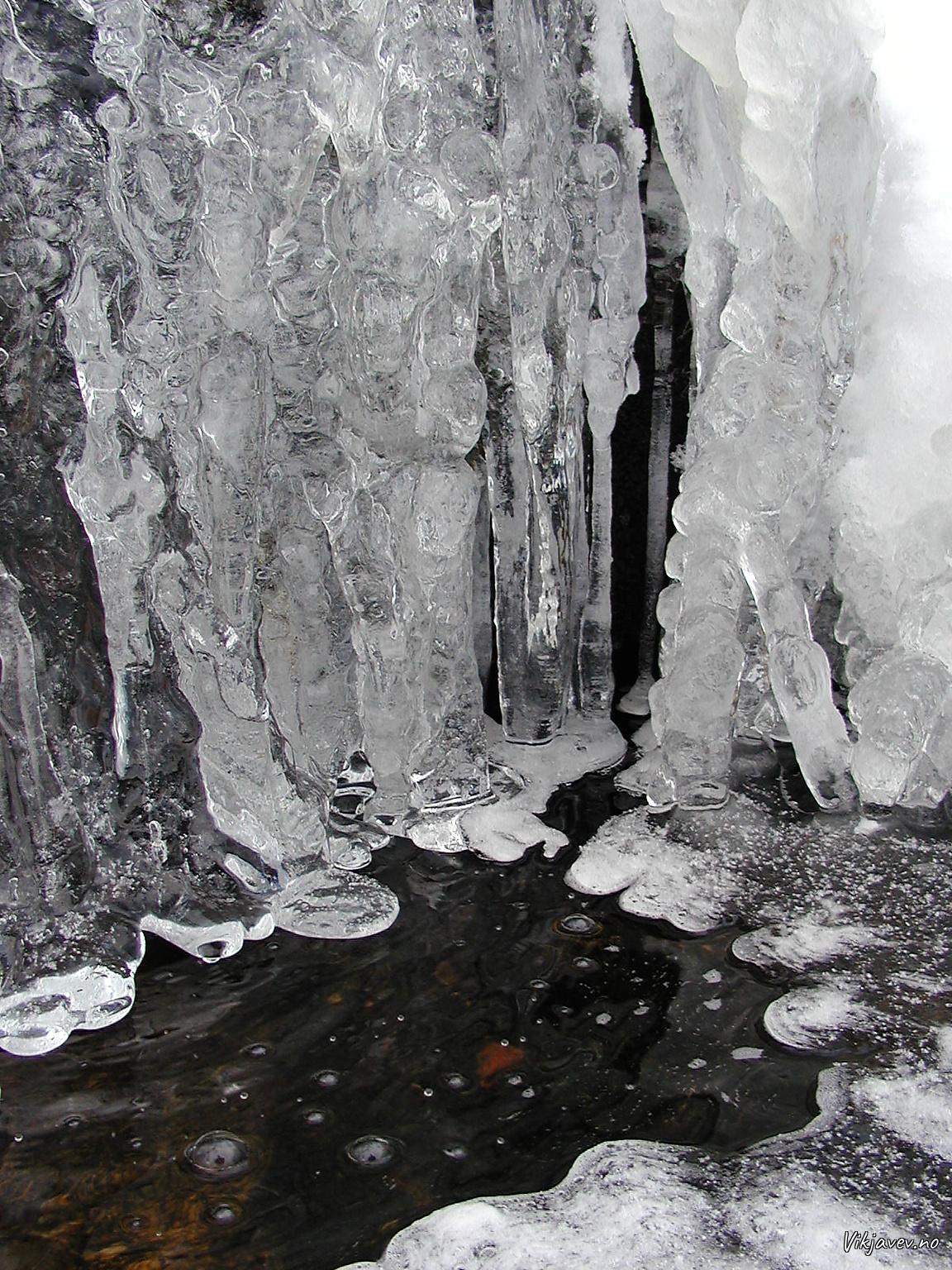 Vatn og is, Pettermyri