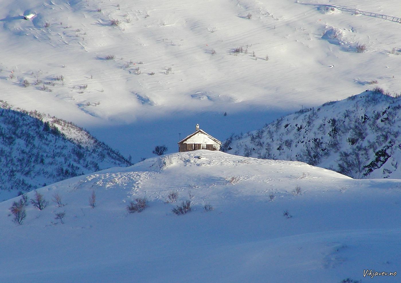 Hytte ved Ygnesdal