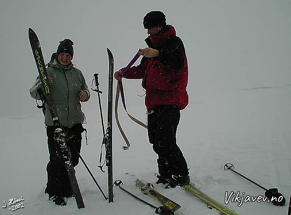 Gjertrud og Asbjørn
