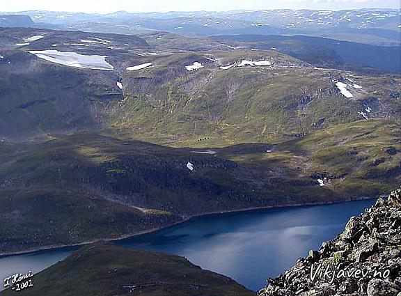 Mot Kvanndalen