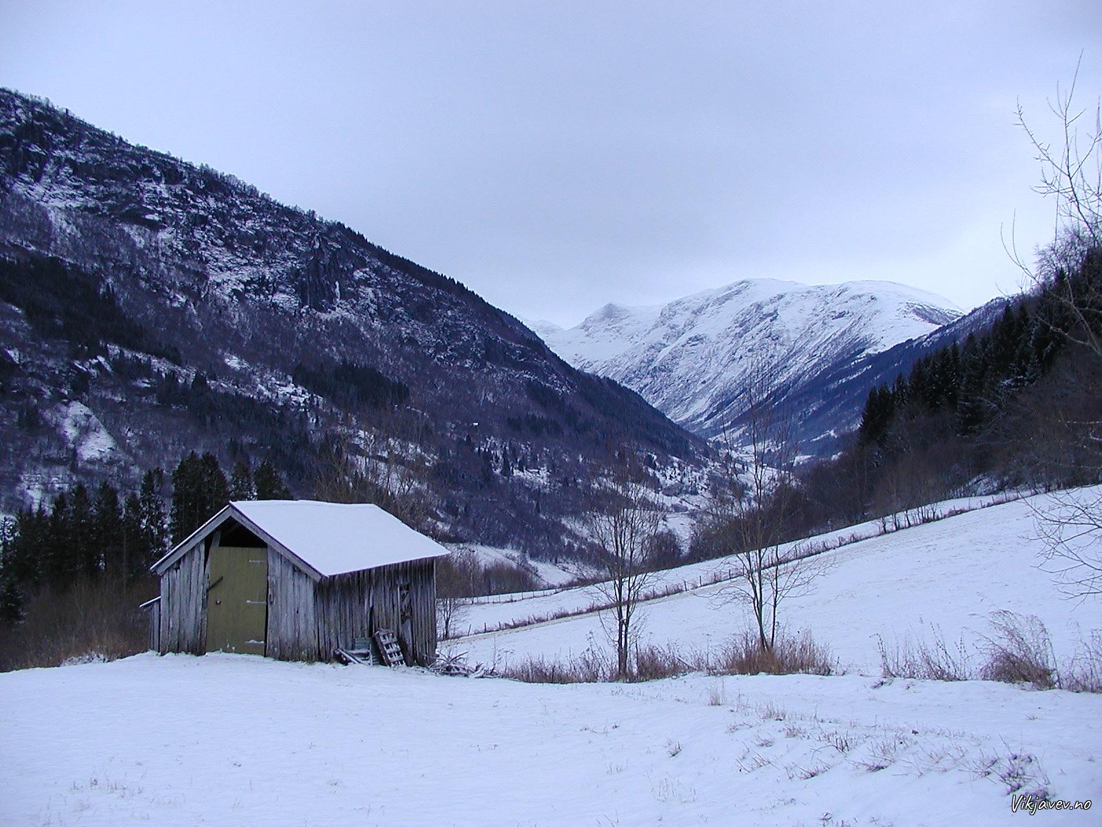 Åsen mot Seljadalen
