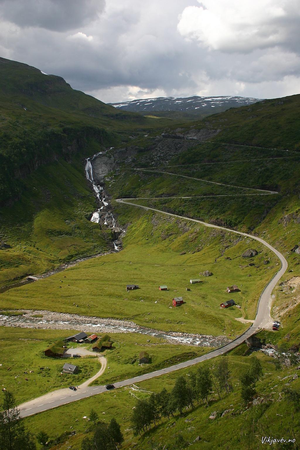 Kvassdalen og Hola