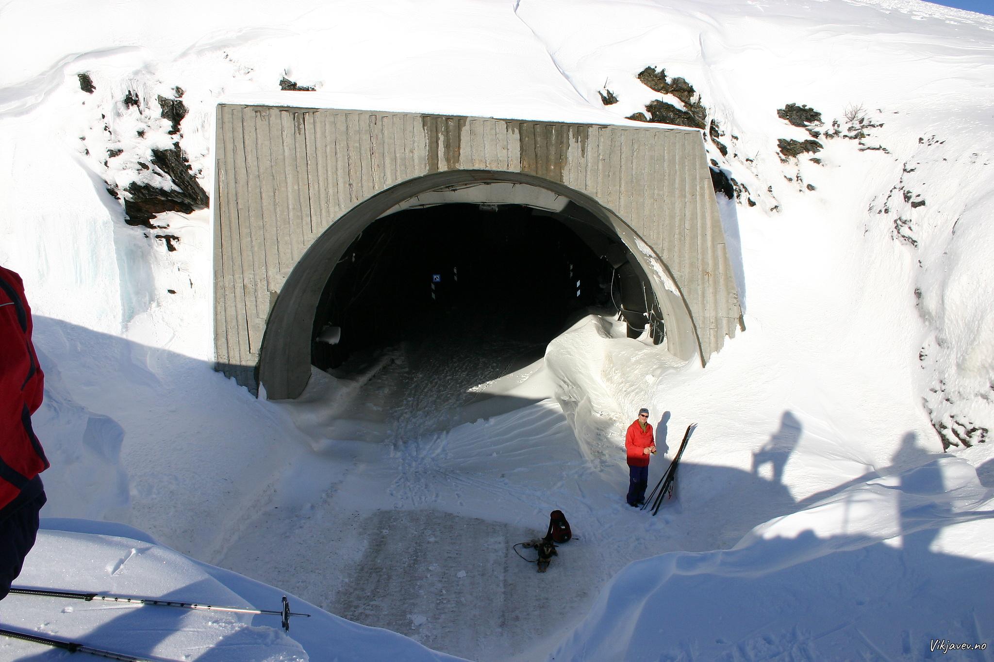 Tunnelopninga