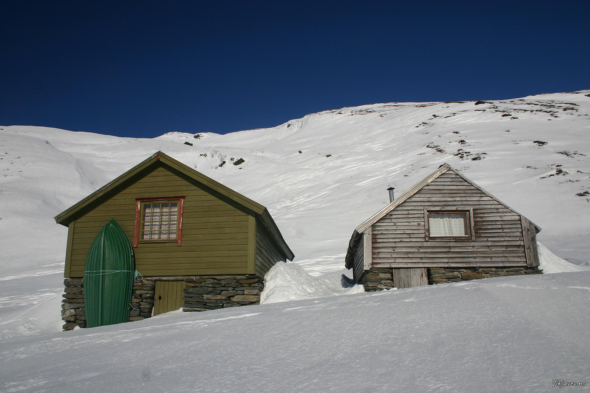 Sel i Myrkves-Grøndalen