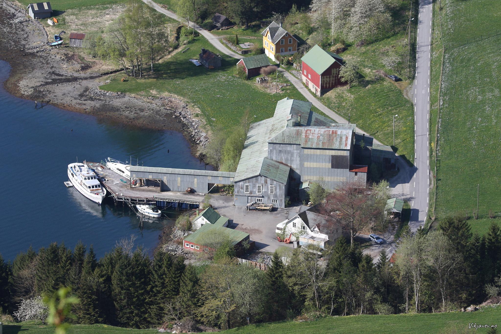Mylla i Framfjorden
