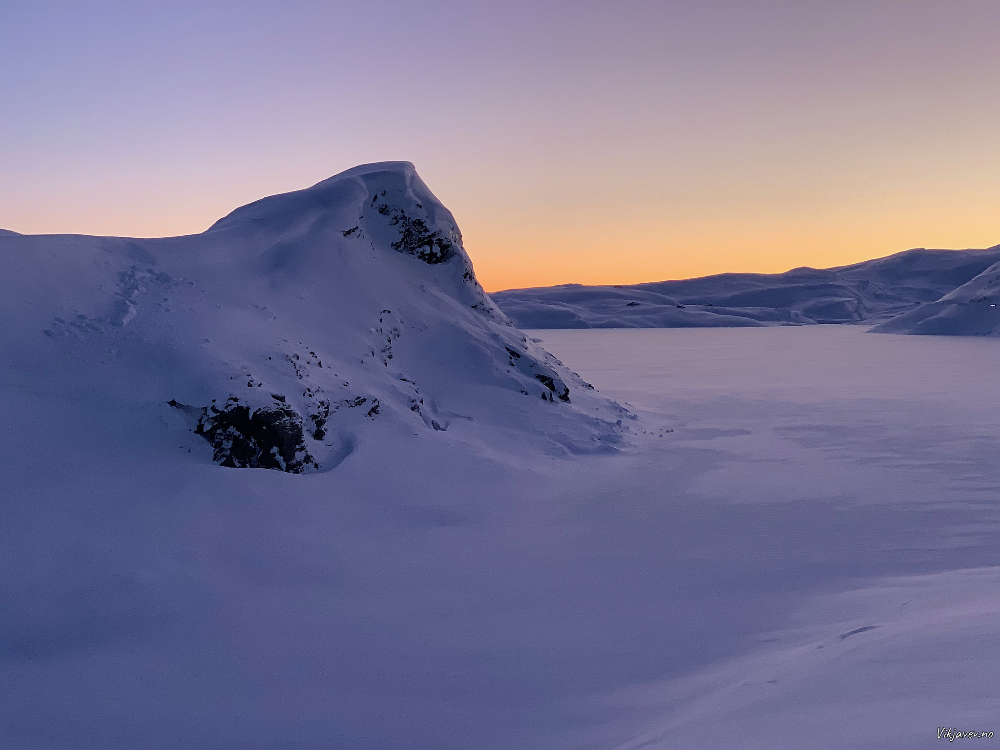 Såta ved Skjelingavatnet