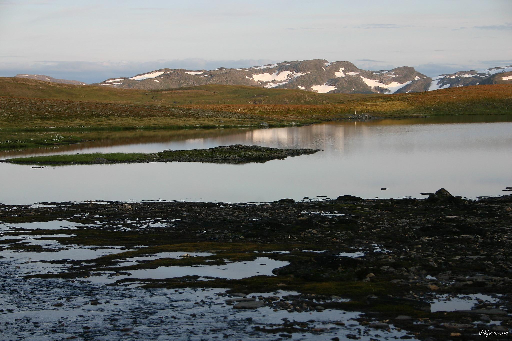 Skadvatnet eller Hoprevatnet