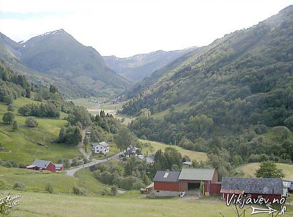 Fosse og Ovrisdalen