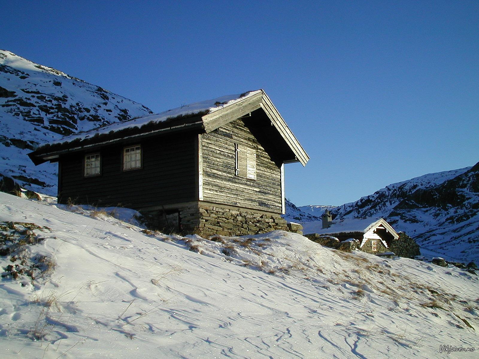 Skjervheims-Grøndalen