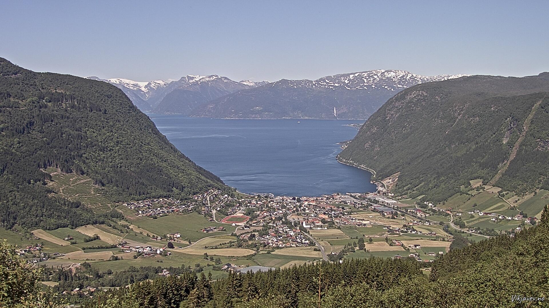 Vik i Sogn 4. juni 2018 15:00
