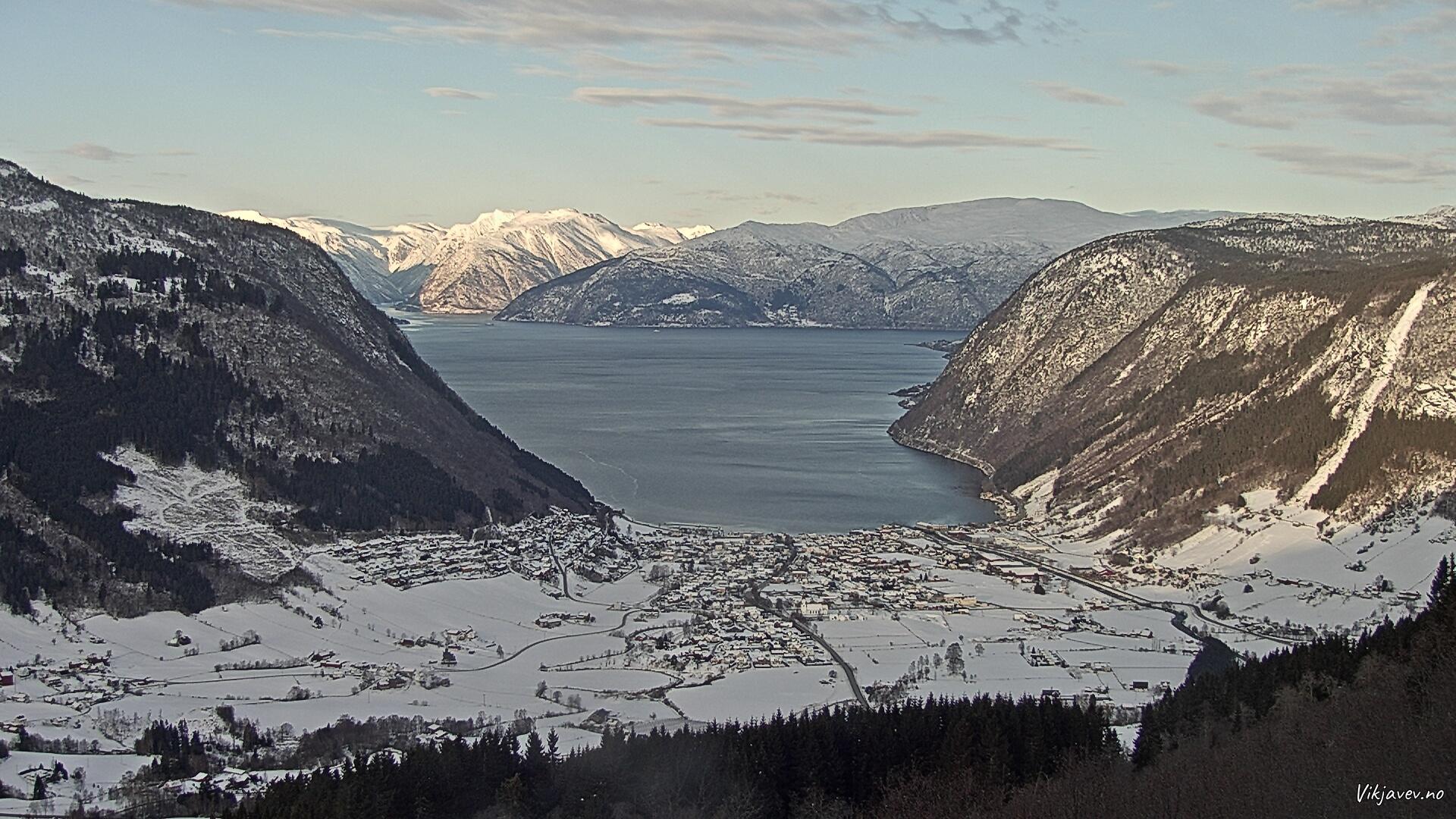 Vik i Sogn February 2, 2019 15:01