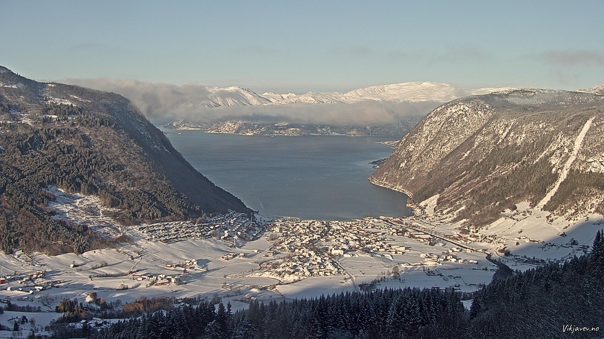 Vik i Sogn February 5, 2019 15:01