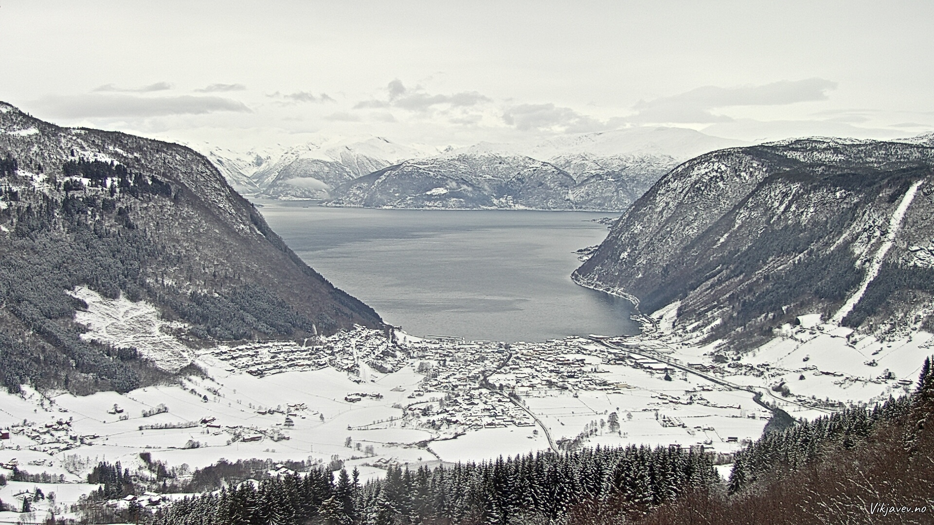 Vik i Sogn February 7, 2019 15:00
