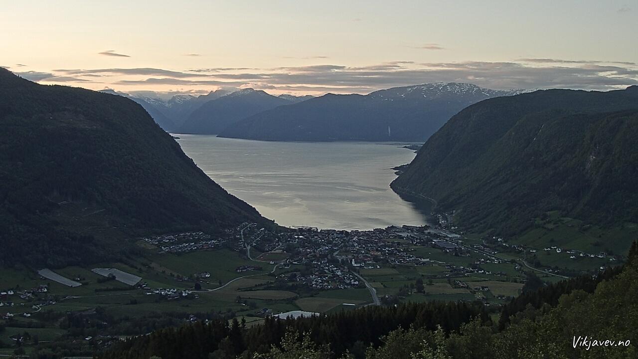 Vik i Sogn June 10, 2019 22:23