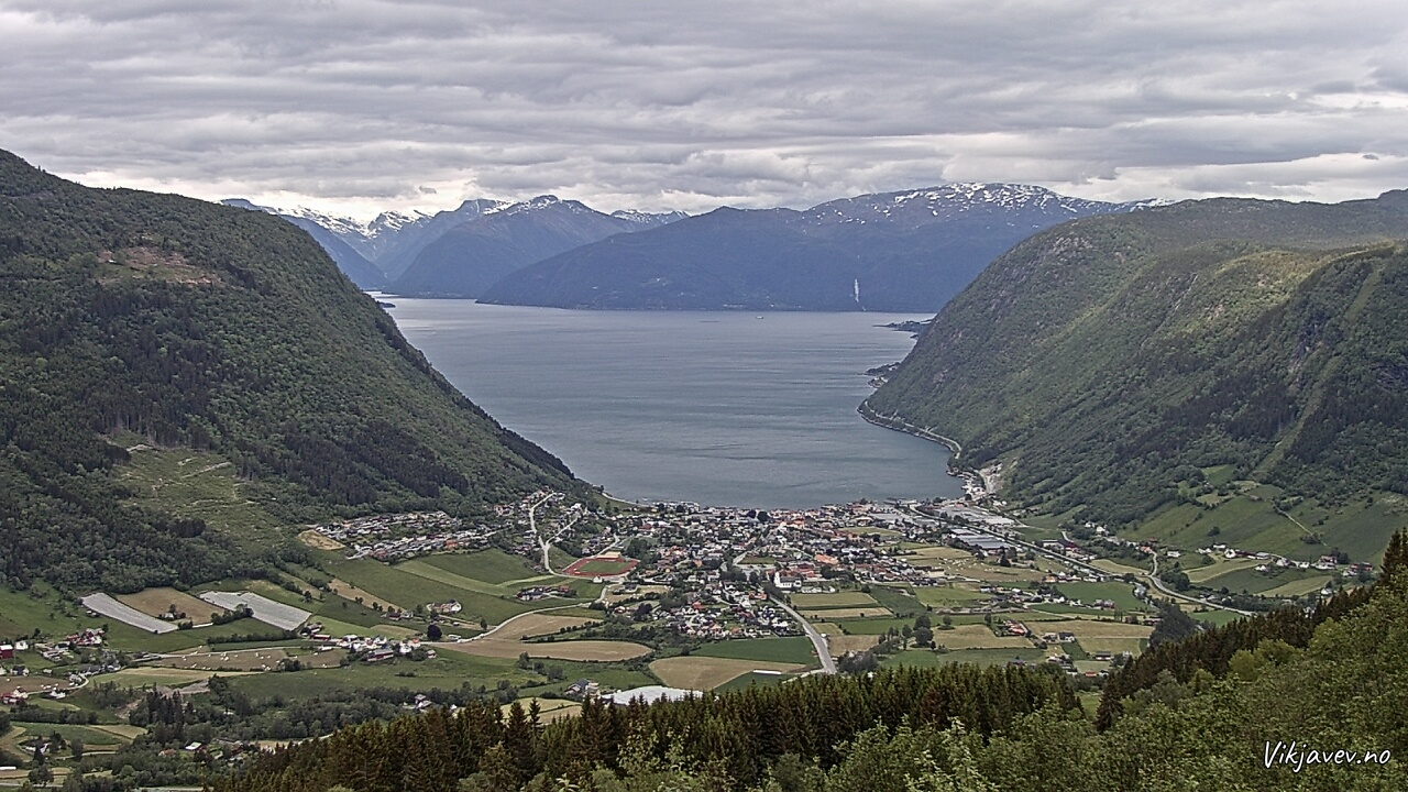 Vik i Sogn 12. juni 2019 15:00