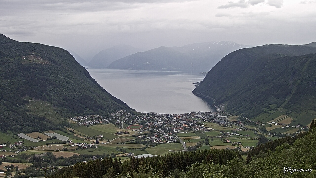 Vik i Sogn June 17, 2019 5:00 PM