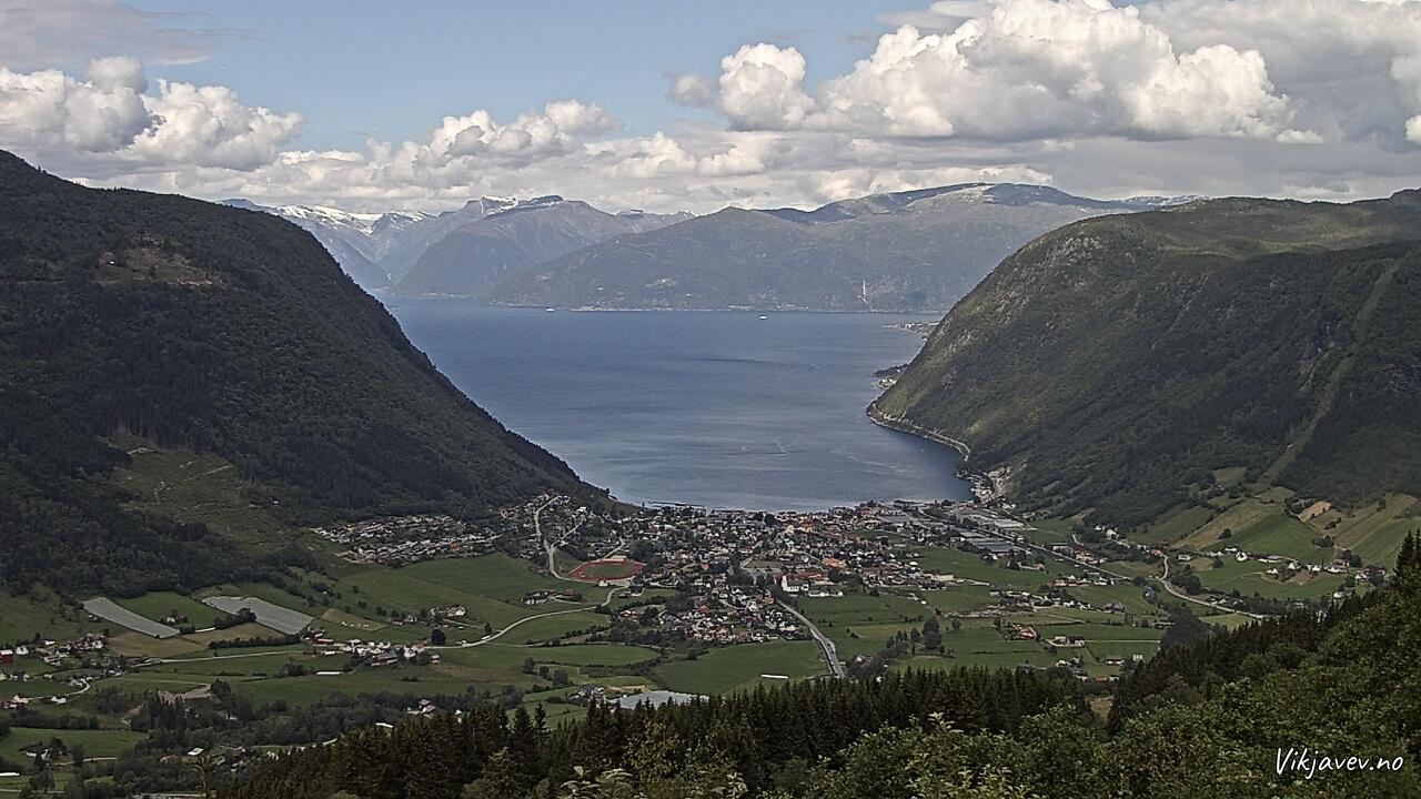Vik i Sogn July 9, 2019 15:00
