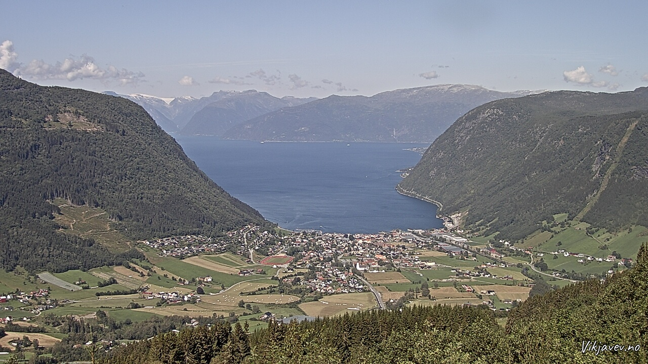 Vik i Sogn August 3, 2019 15:00