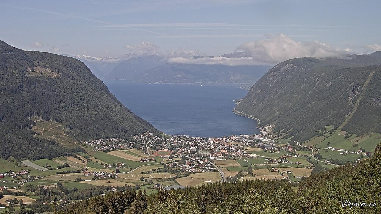 Vik i Sogn August 4, 2019 15:00