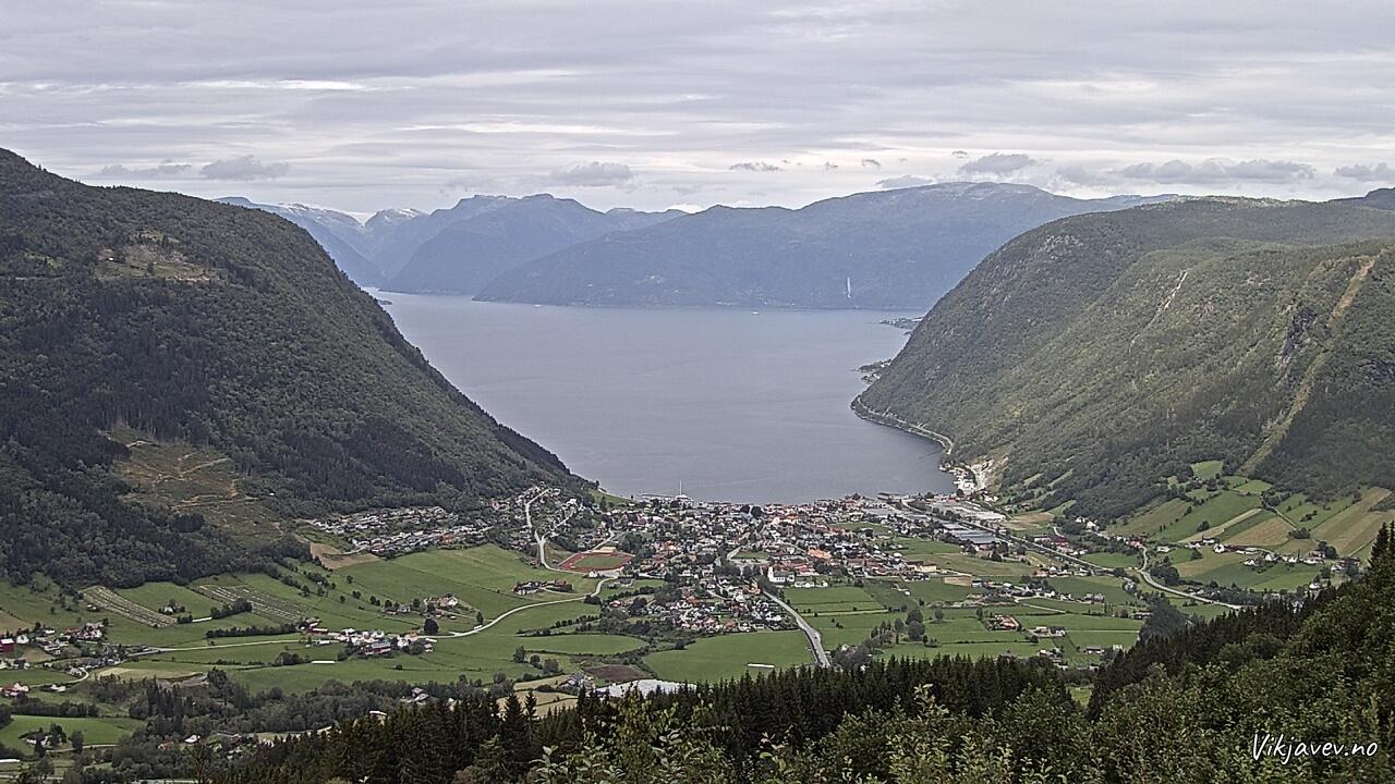 Vik i Sogn August 16, 2019 5:00 PM