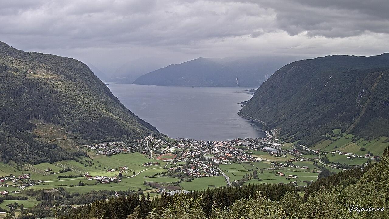 Vik i Sogn August 23, 2019 5:00 PM