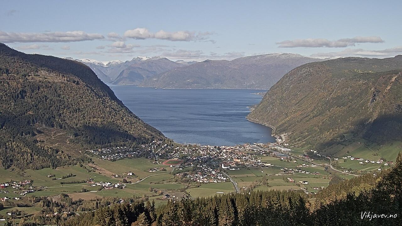 Vik i Sogn October 4, 2019 5:00 PM