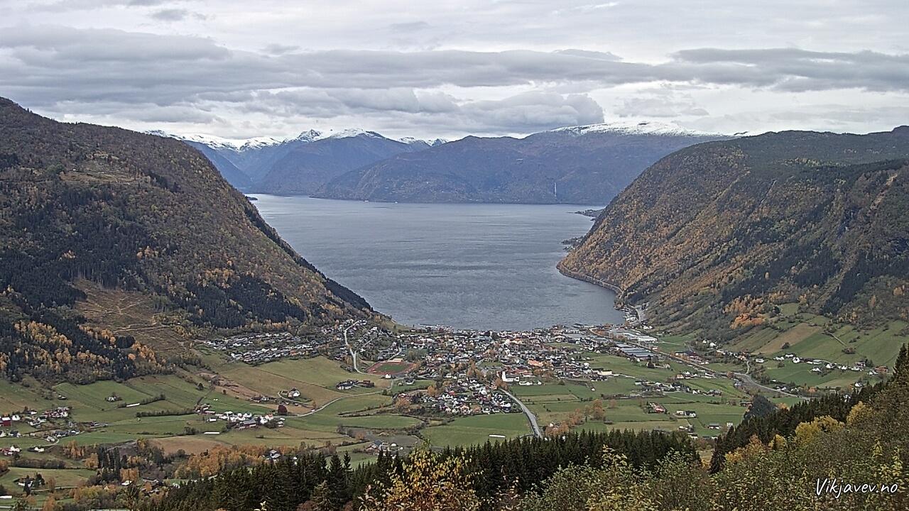 Vik i Sogn October 15, 2019 5:00 PM