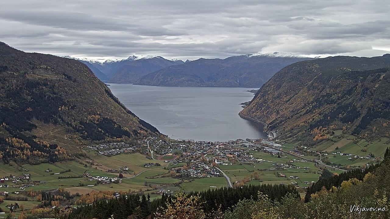 Vik i Sogn October 16, 2019 5:00 PM