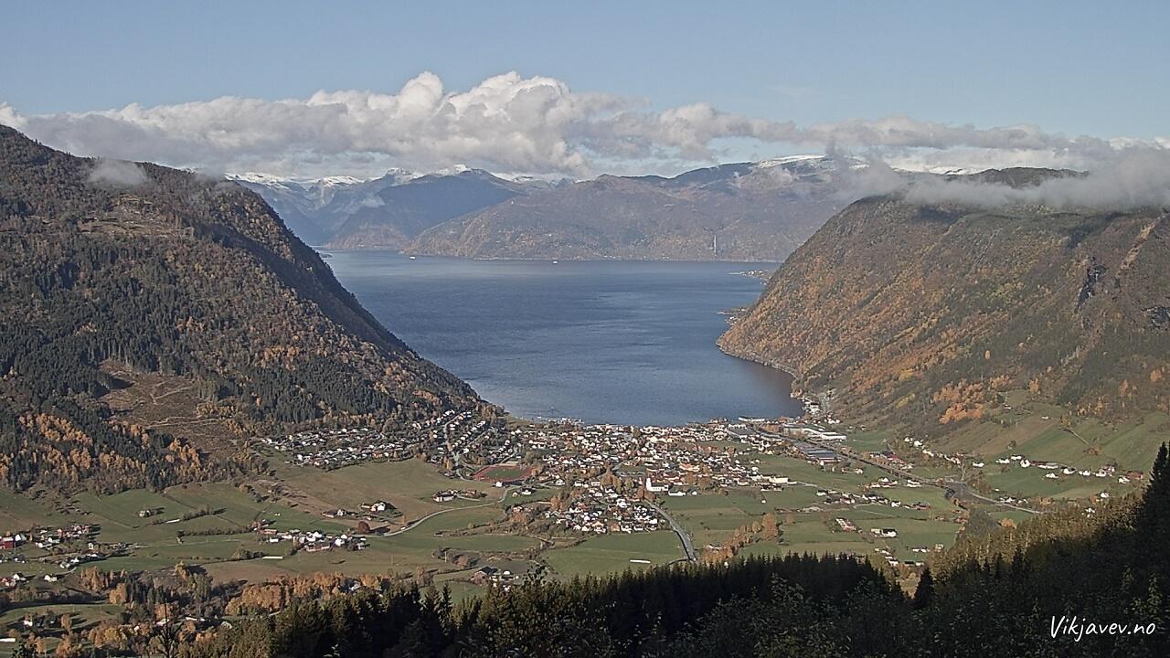 Vik i Sogn October 18, 2019 5:00 PM