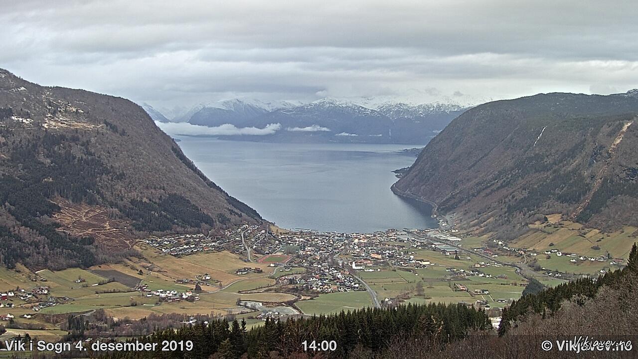 Vik i Sogn December 4, 2019 3:00 PM