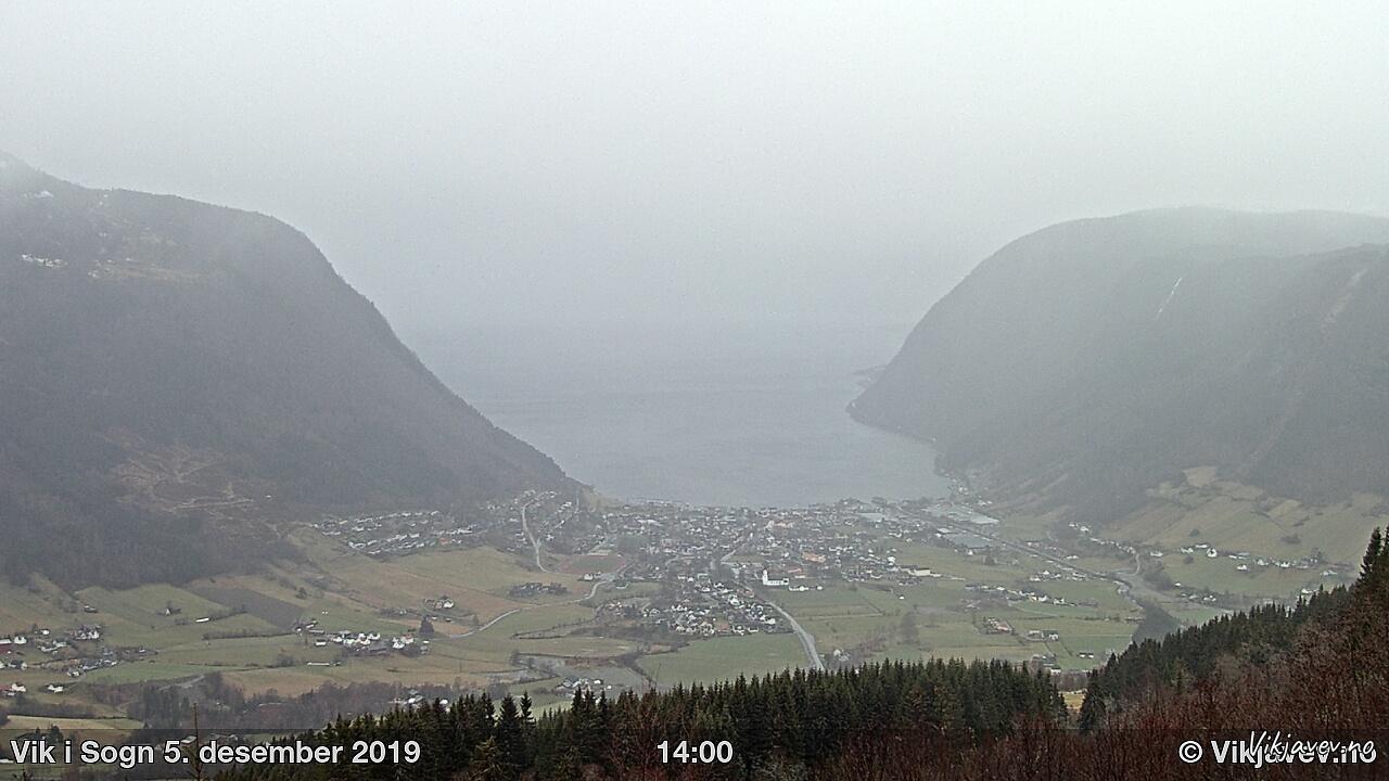 Vik i Sogn December 5, 2019 3:00 PM