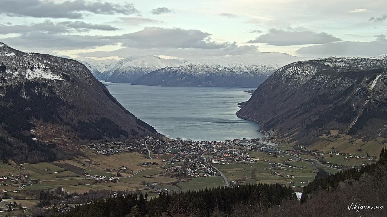 Vik i Sogn December 13, 2019 14:0
