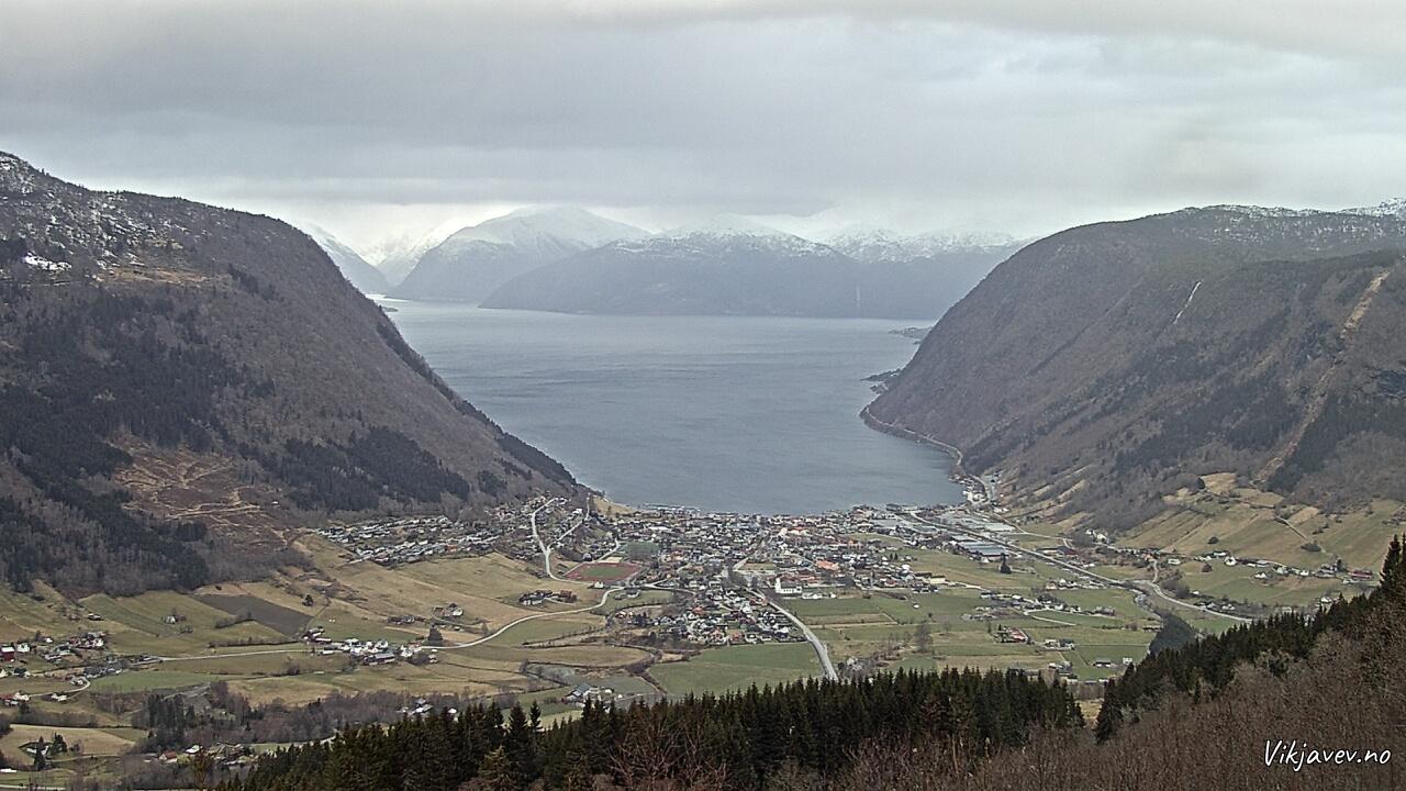 Vik i Sogn January 1, 2020 14:0