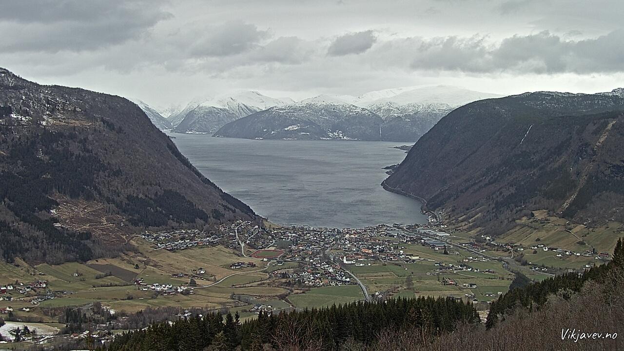 Vik i Sogn January 7, 2020 14:0