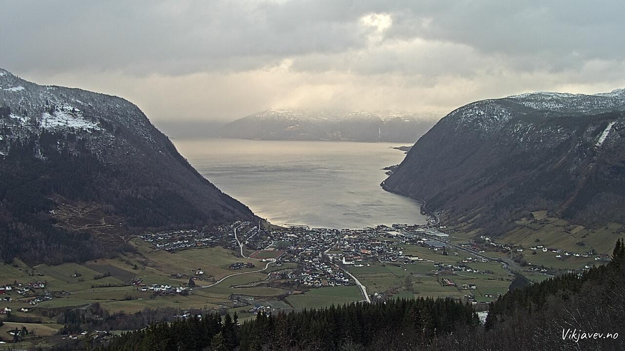 Vik i Sogn January 14, 2020 14:0