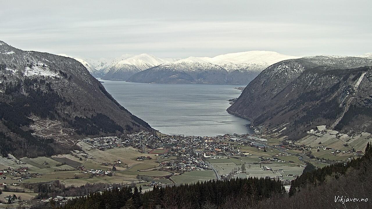 Vik i Sogn February 3, 2020 14:0