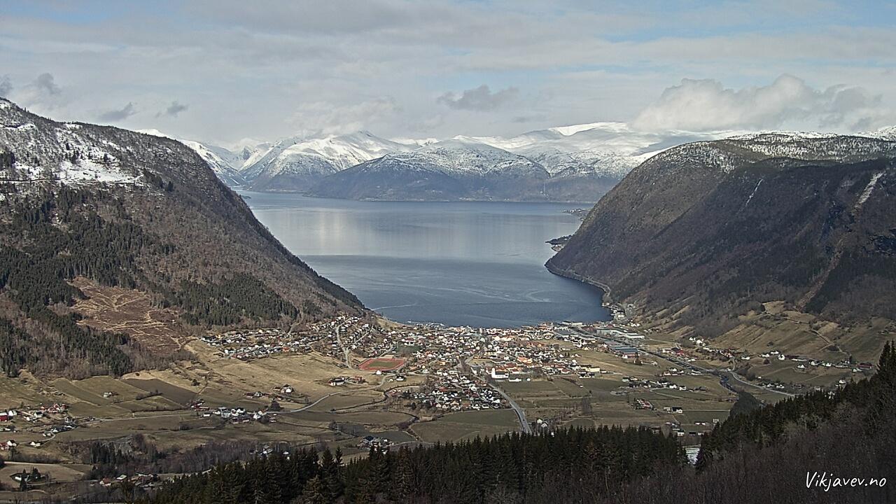 Vik i Sogn March 20, 2020 3:00 PM