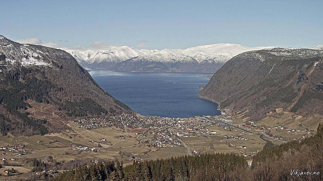 Vik i Sogn March 21, 2020 3:00 PM