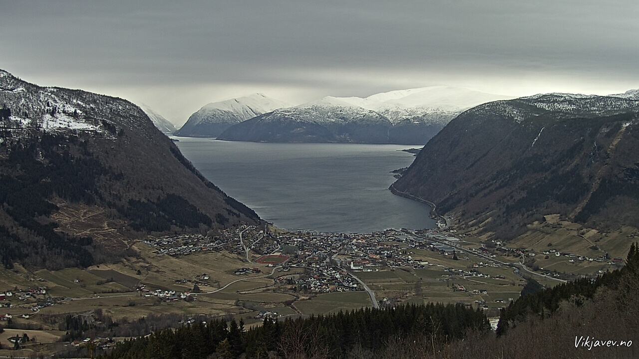 Vik i Sogn March 22, 2020 3:00 PM