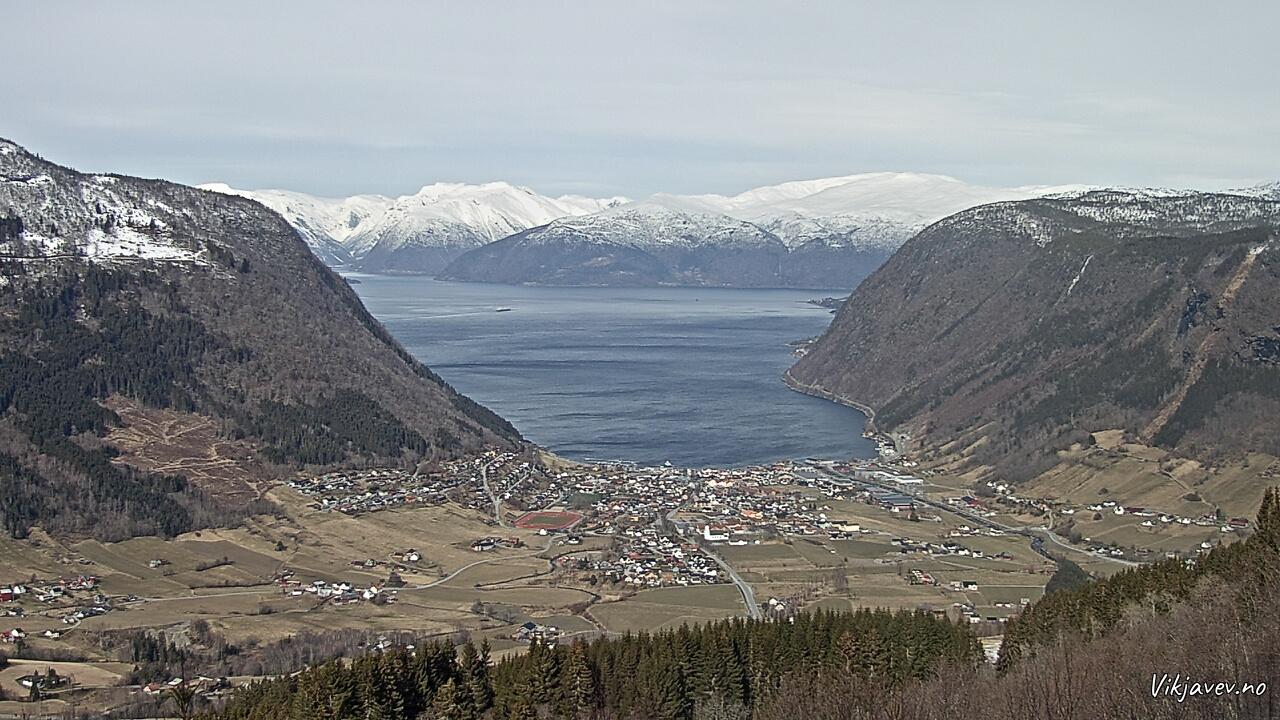 Vik i Sogn March 23, 2020 3:00 PM