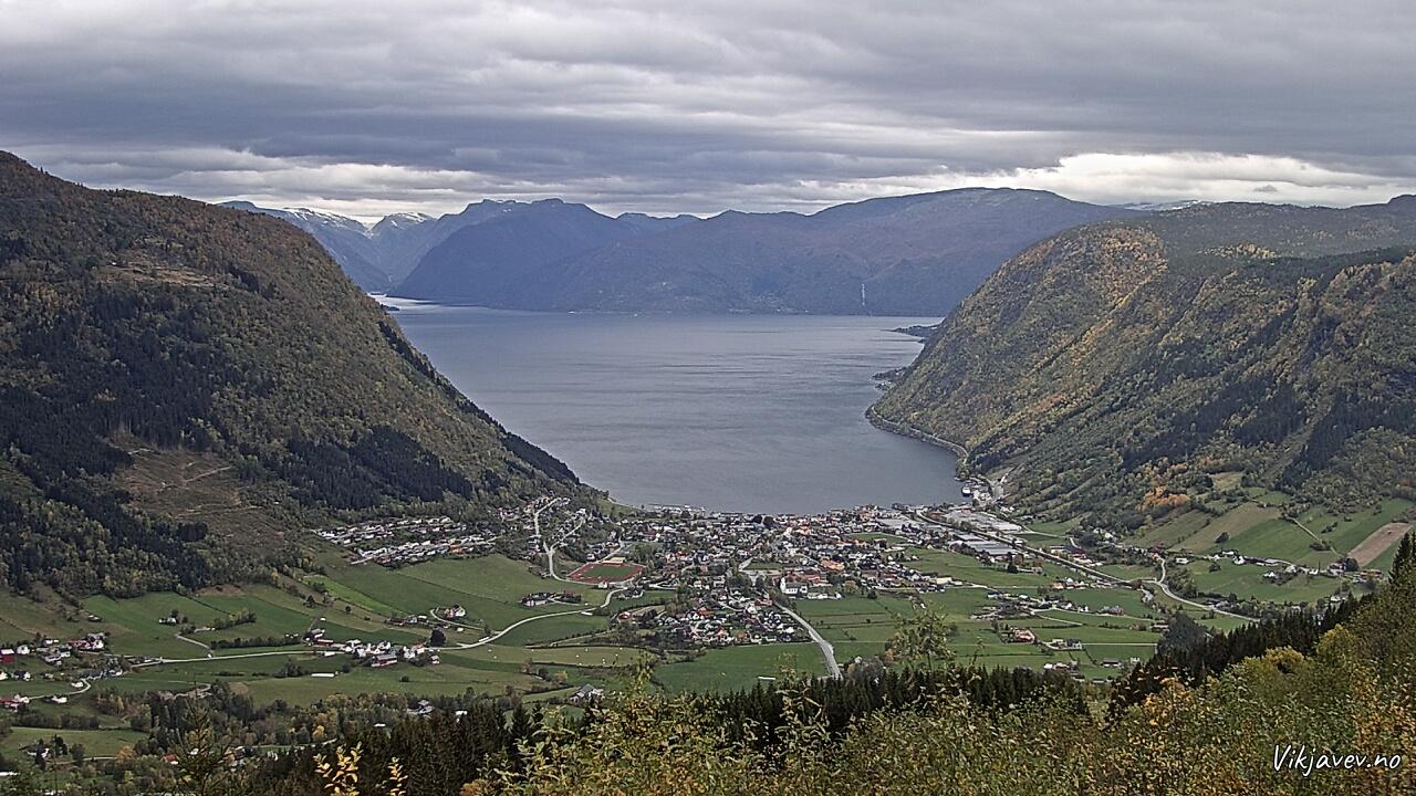 Vik i Sogn October 4, 2020 5:00 PM