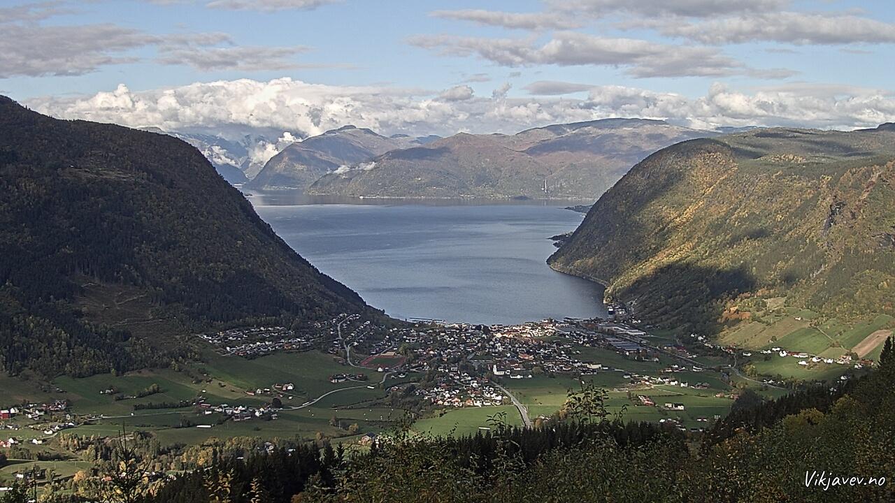 Vik i Sogn October 5, 2020 5:00 PM
