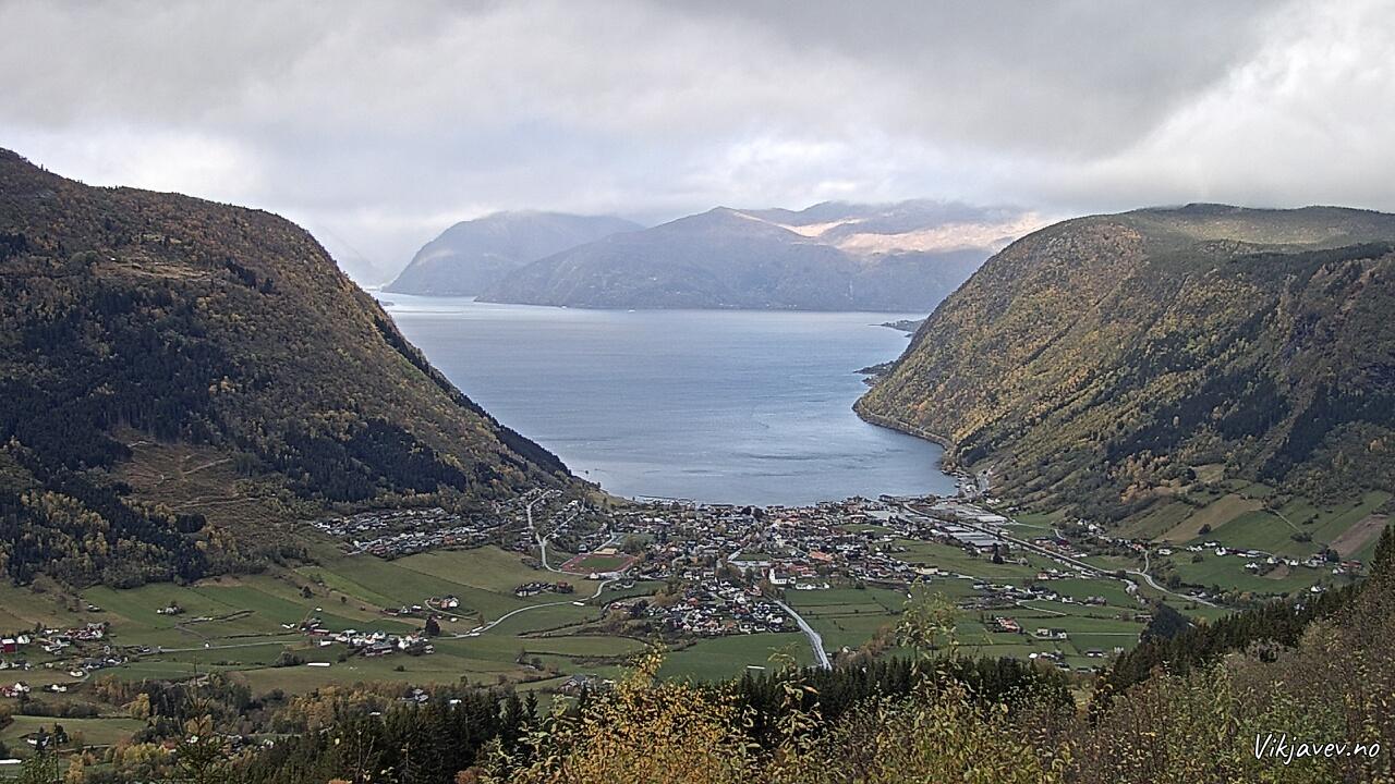 Vik i Sogn October 17, 2020 5:00 PM