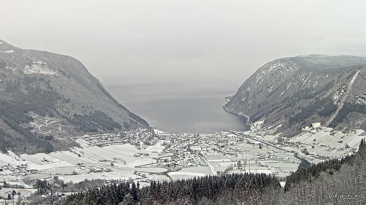 Vik i Sogn January 2, 2021 3:00 PM