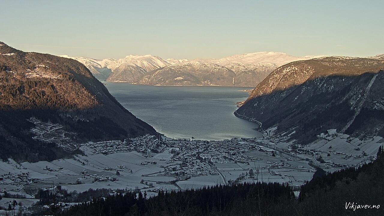 Vik i Sogn January 4, 2021 3:00 PM