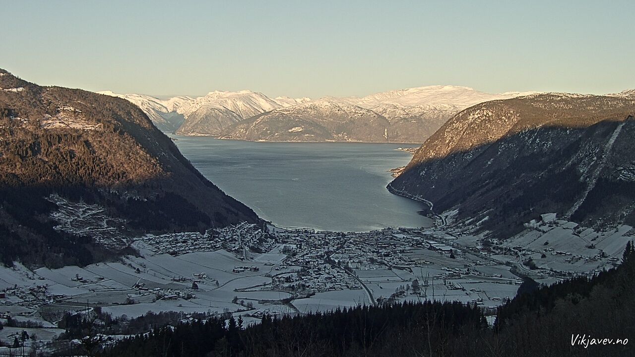 Vik i Sogn January 5, 2021 3:00 PM