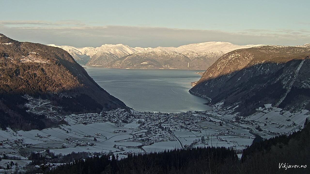 Vik i Sogn January 6, 2021 3:00 PM