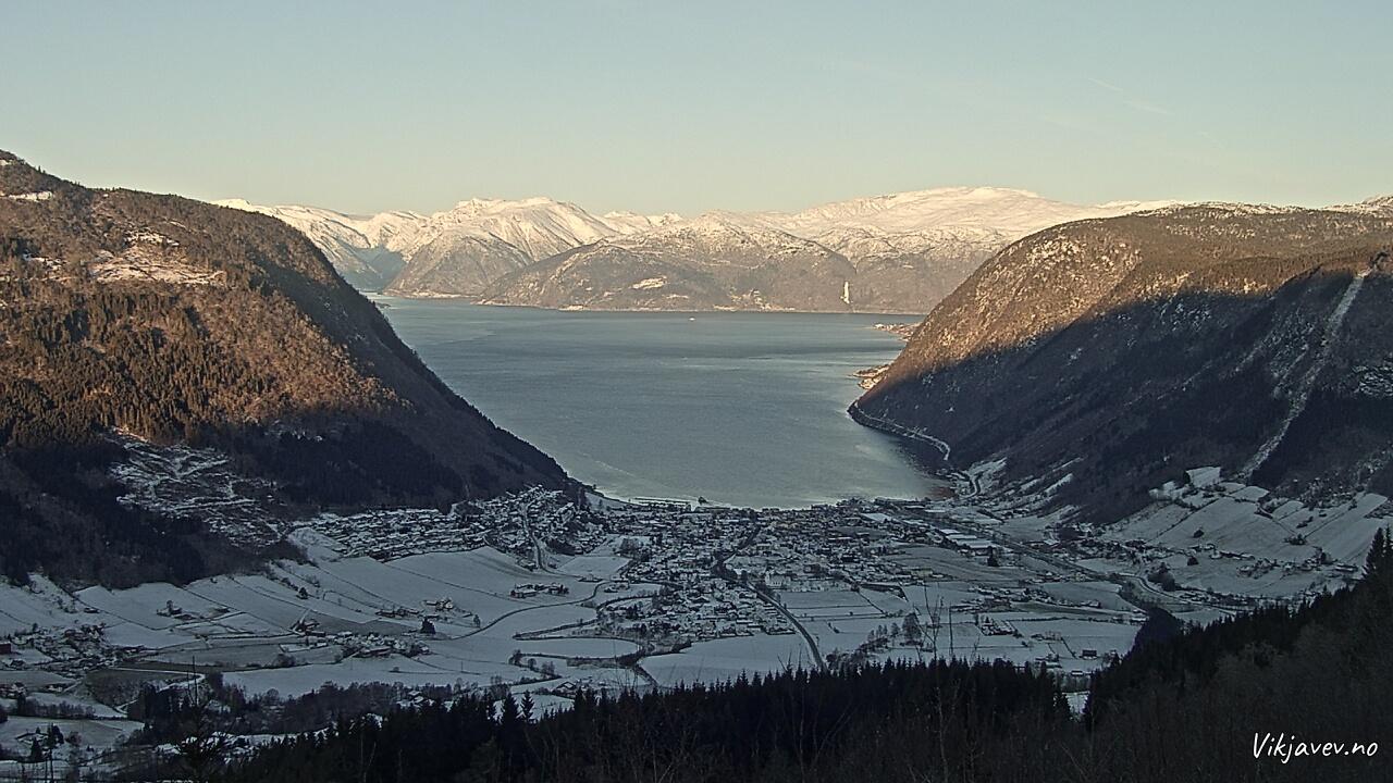 Vik i Sogn January 8, 2021 3:00 PM